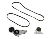 VW Audi Accessory Drive Belt Kit - Contitech ADK0038P