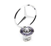Mercedes Hood Ornament - Genuine Mercedes 2108800186