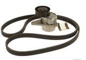 Volvo Serpentine Belt Kit - Contitech 30731809