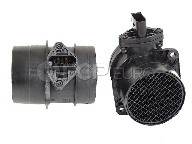 Audi Mass Air Flow Sensor - Bosch 0280218034