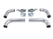 Porsche Exhaust Tail Pipe Clamp Kit - Dansk 61611108000