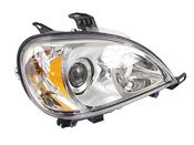 Mercedes Headlight Assembly - Hella 1638205061