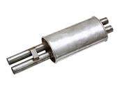 Mercedes Exhaust Muffler - Ansa 1134911301A