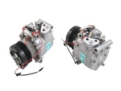 Saab A/C Compressor - Sanden 4635892