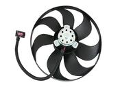 Audi VW Cooling Fan Motor - Meyle 6E0959455A