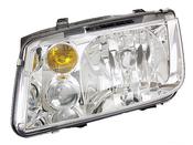VW Headlight Assembly - Hella 1J5941017BH