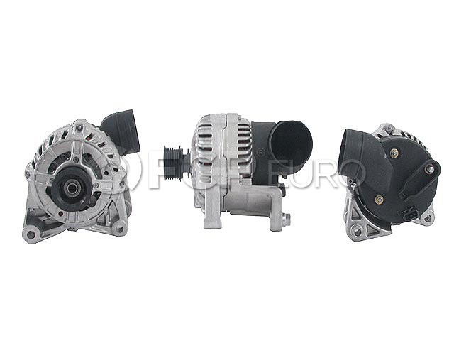 BMW Remanufactured 80 Amp Alternator - Bosch AL0735X