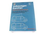 VW Repair Manual - Bentley VV99
