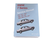 BMW Repair Manual - Bentley B701