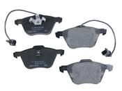 VW Brake Pad Set - Textar 7M3698151A