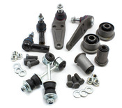 Volvo Suspension Kit 10-Piece - Meyle KIT-540184