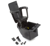 Volvo Cup Holder Gray - Genuine Volvo 8698186
