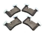 Mercedes Brake Pad Set - Textar 0074209320