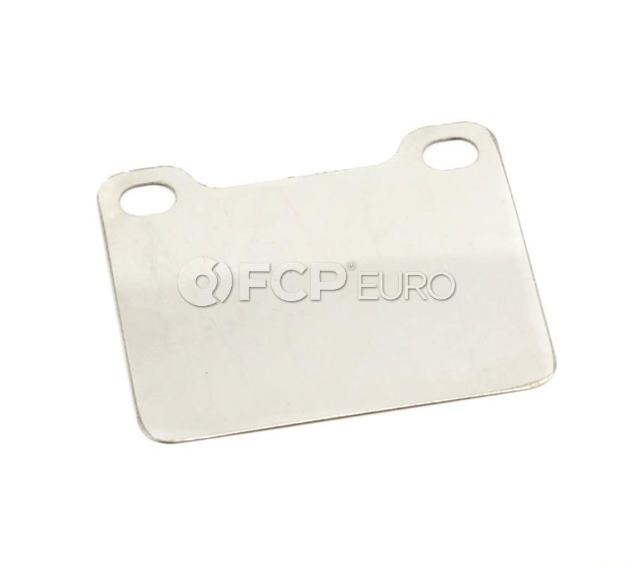 Stainless Brake Pad Set Shim - 1228590