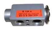 BMW A/C Expansion Valve - OEM Rein 64118384379