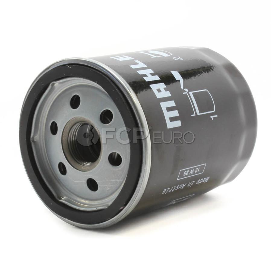 Porsche Engine Oil Filter - Mahle OC229
