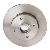 VW Brake Disc - Zimmermann 357615601
