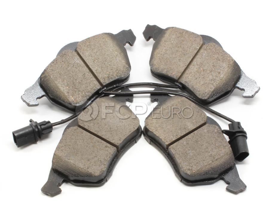 Audi VW Brake Pad Set - Akebono 4B0698151AF