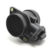 Audi VW Mass Air Flow Sensor - Bosch 037906461C