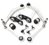 BMW 10-Piece Control Arm Kit (E39) - E39LATREARKITOE