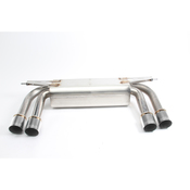 BMW Axle Back Exhaust With Polished Tips (E70 E71 X5M X6M) - Dinan D660-0035