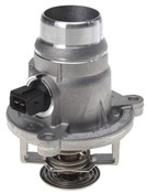 BMW Thermostat Assembly - Mahle Behr 11537586885
