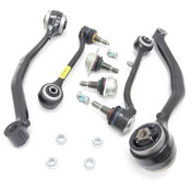BMW 6-Piece Control Arm Kit - Lemforder X3CAKITA