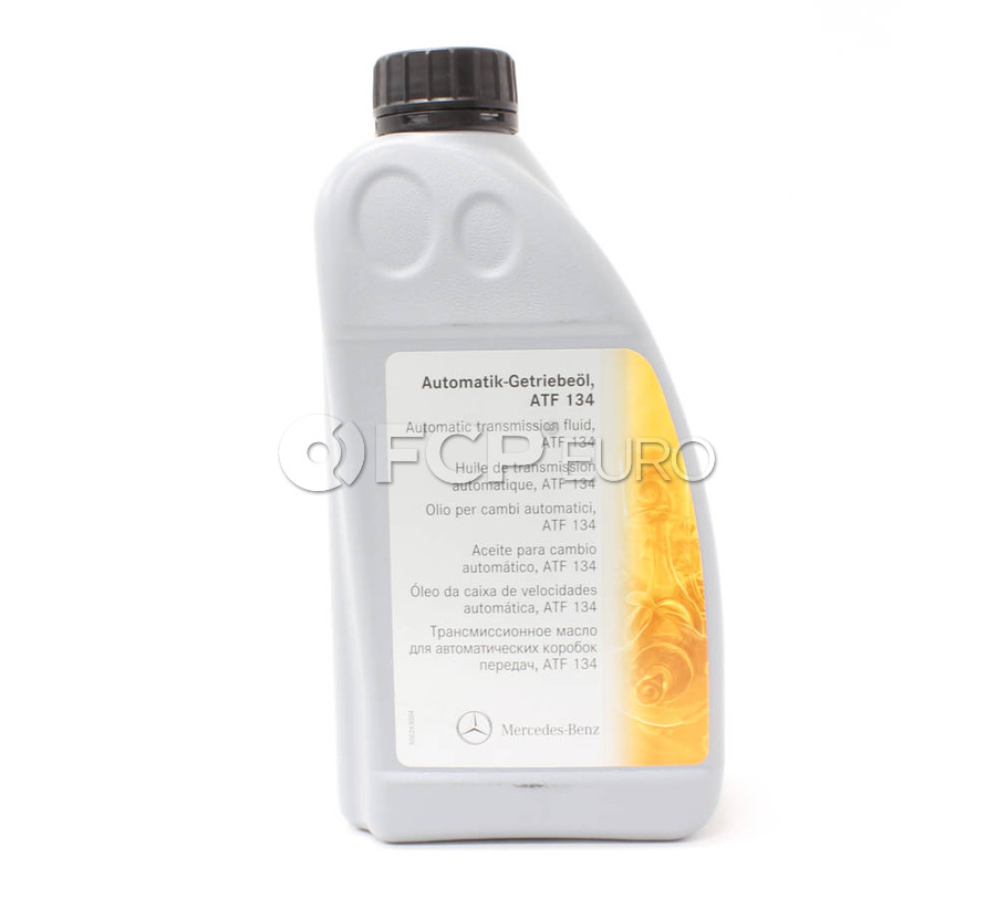 Automatic Transmission Fluid Blue 236.15 (1 Liter) - Genuine Mercedes 001989770309