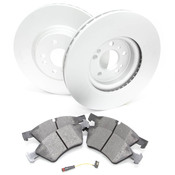 Mercedes Brake Kit - Zimmermann 516268