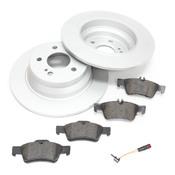 Mercedes Brake Kit  - Zimmermann 516503