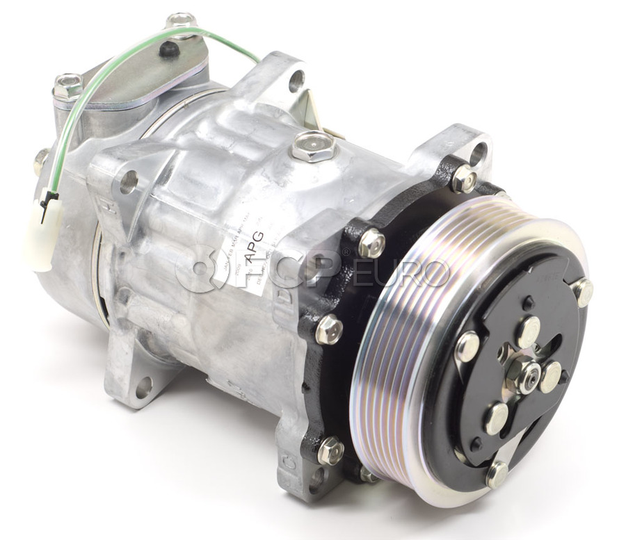 Volvo A/C Compressor - Air Products 8601551