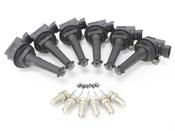Volvo Ignition Coil Kit - Bosch KIT-P2NA29COILKIT