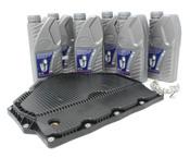 Porsche PDK Transmission Service Kit - Genuine Porsche/Pentosin 9G132102500KT