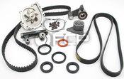 Volvo Timing Belt Kit 11 Piece - Contitech KIT-P80EARLYKIT3P11