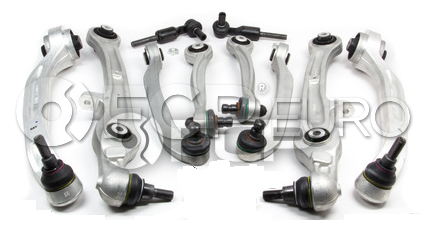 Audi VW Control Arm Kit - Lemforder 516006