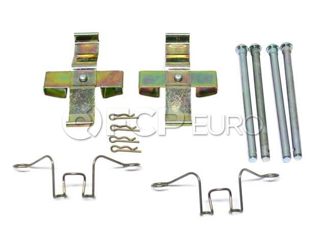 Porsche Disc Brake Hardware Kit - Genuine Porsche 94435195201