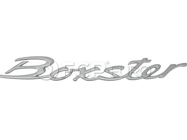 Porsche Emblem - Genuine Porsche 98755923701