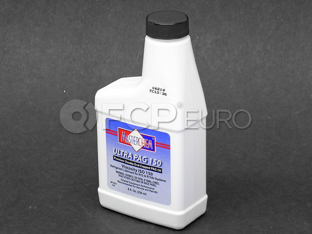 Mercedes A/C Compressor Oil PAG 150 (8 ounces) - Santech 559807907