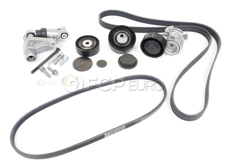 BMW Accessory Drive Belt Kit - 11287636379KT