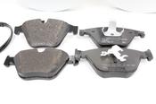 BMW Brake Kit - Genuine BMW 34116884301KTF
