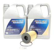 BMW Oil Change Kit - Pentosin/Mahle 11427583220KT1