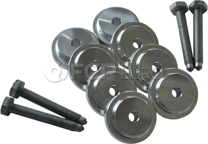 Audi Subframe Bushing Kit - 034Motorsport 0346010001