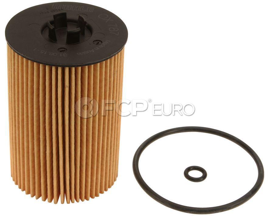 Audi VW Oil Filter - Mahle 03N115562