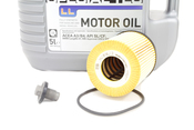Mini Oil Change Kit 5W-30 - Liqui Moly 11427512446KT.LM