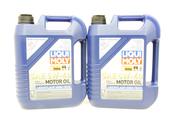 VW Audi Oil Change Kit 5W-40 - Liqui Moly KIT-021115562A.12L