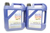 Mercedes Oil Change Kit 5W-40 - Liqui Moly 2751800009.11L