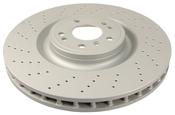 Mercedes Brake Disc - Zimmermann 1664211600
