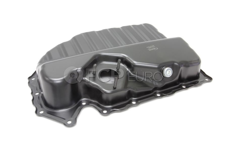 Audi VW Engine Oil Pan - Vaico 06J103600AF