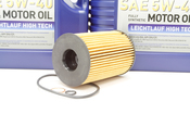 BMW Oil Change Kit 5W-40 - Liqui Moly 11427583220KT.LM