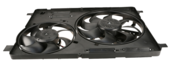 Volvo Cooling Fan Assembly - Genuine Volvo 30668629